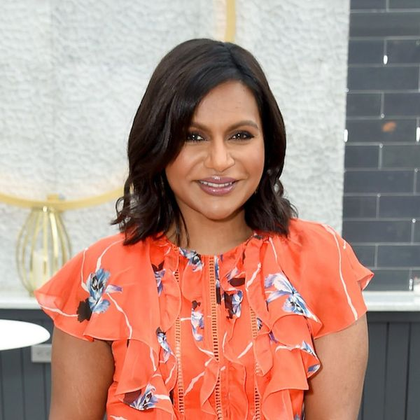Mindy Kaling's Vibrantly Decorated New House Will Give You Major Design Envy