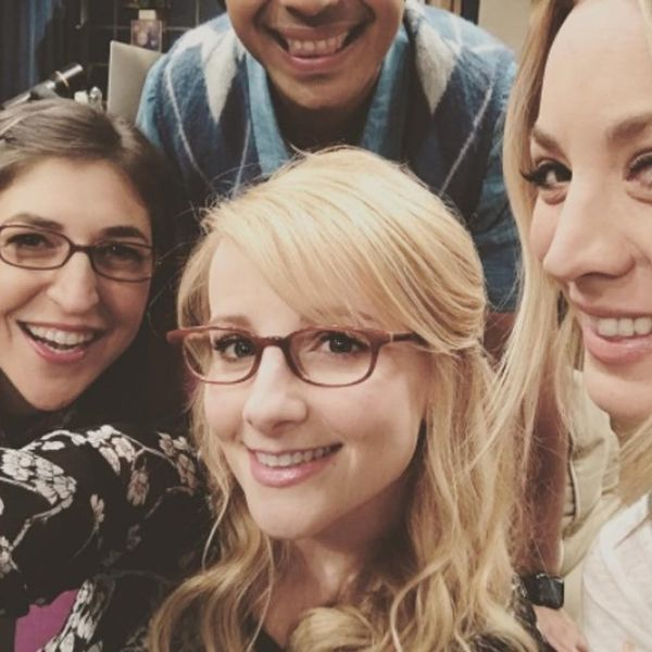 The Big Bang Theory's Melissa Rauch Reveals She's Pregnant After Suffering a Miscarriage