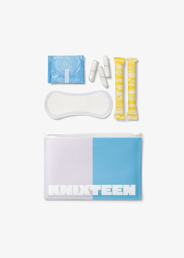 Knixwear's Teen Line Hopes to End Period Stigma Among Youth