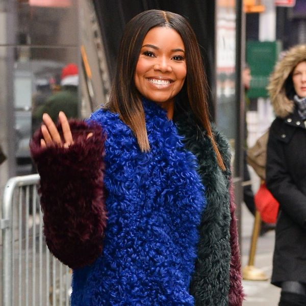 Gabrielle Union Wore the Best Summer Dress and It's Only $63