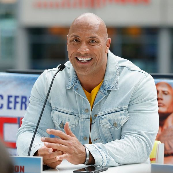 """The """"Run The Rock 2020"""" Committee Seriously Wants Dwayne """"The Rock"""" Johnson to Run for President"""