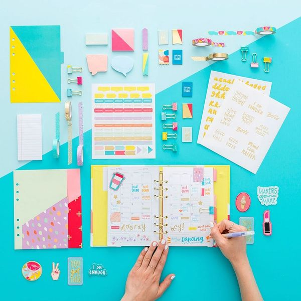 Add Personality to Your Planner With These Free Printable Stickers