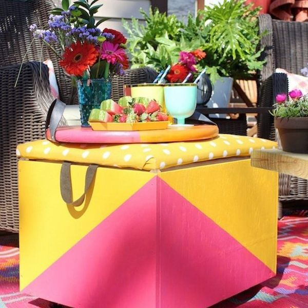 12 Organization Hacks Perfect for the Patio