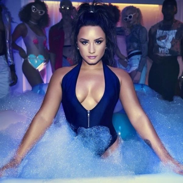 "Demi Lovato's New Song, ""Sorry Not Sorry,"" Comes Out at Midnight"