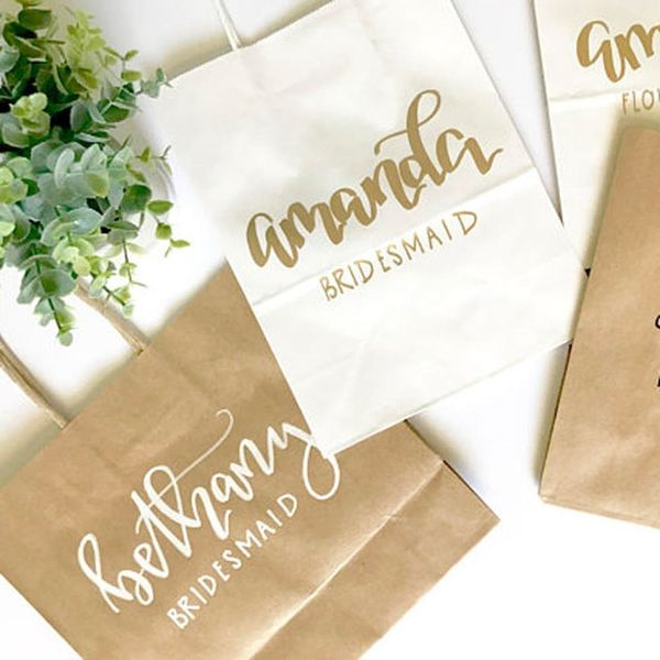 The Only Etsy Shops You Need to Know for All Your Bridesmaid's Gifts