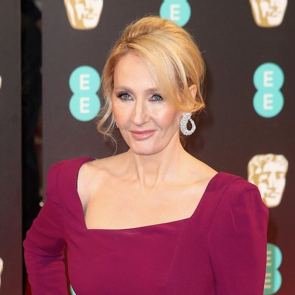 JK Rowling Revealed She's Written a Secret Fairy Tale — and It's Hidden in a Strange Place