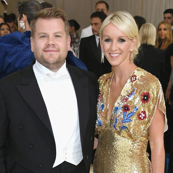 James Corden Is Gonna Be a Daddy Three Times Over!
