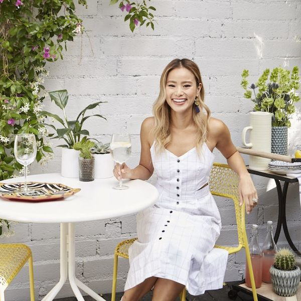Jamie Chung's Boho Backyard Makeover Is Seriously Stunning