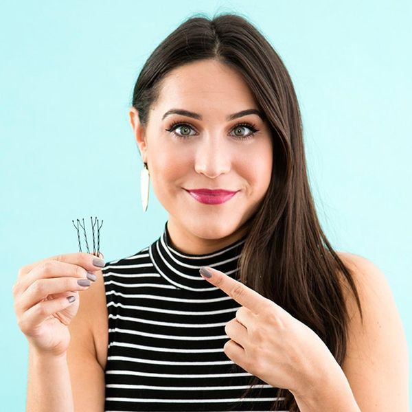 5 Clever Bobby Pin Hacks That Actually Work