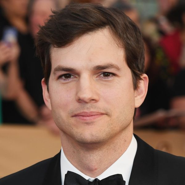 Ashton Kutcher Is Under Fire for Posing These Questions About Women in the Workplace