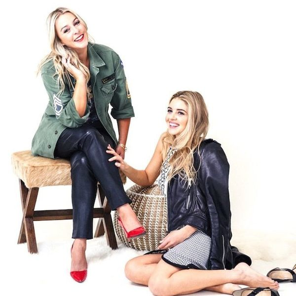 How Two BFFs Started a Personal Styling Service Together