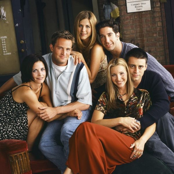 "This New ""Friends"" Fan Theory Will Have You Seriously Shook"
