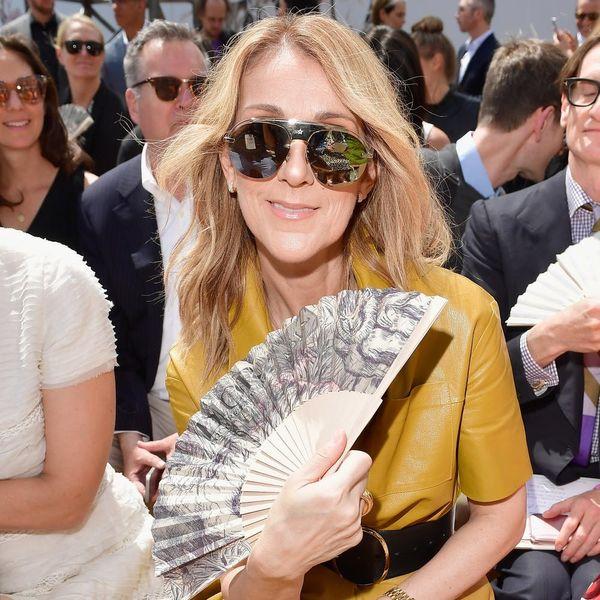 Céline Dion's Wildest Looks from Paris Haute Couture Fashion Week 2017