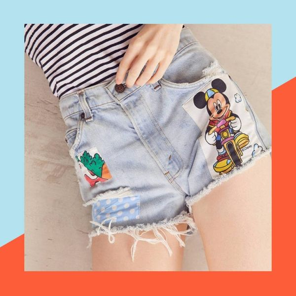 8 Ways to Get the Perfect Pair of Levis Cutoffs for Summer