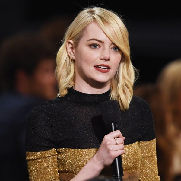Emma Stone Reveals Her Male Costars Have Taken Pay Cuts to Ensure Equal Pay