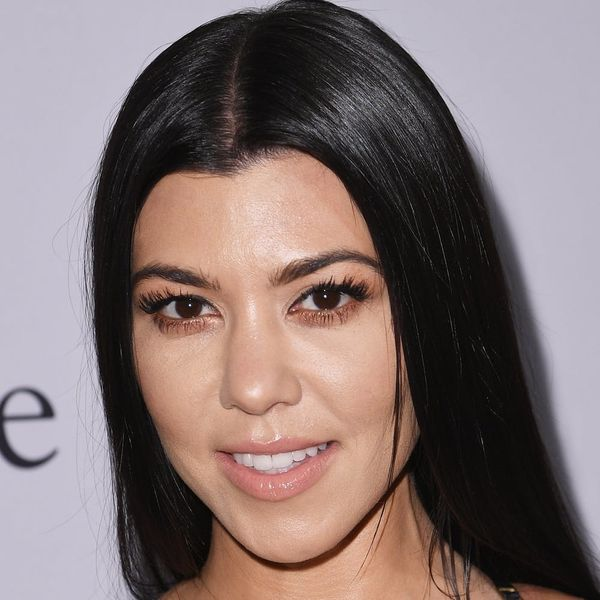 This Is the Vacation Beauty Staple That Kourtney Kardashian Has Used for 15 Years