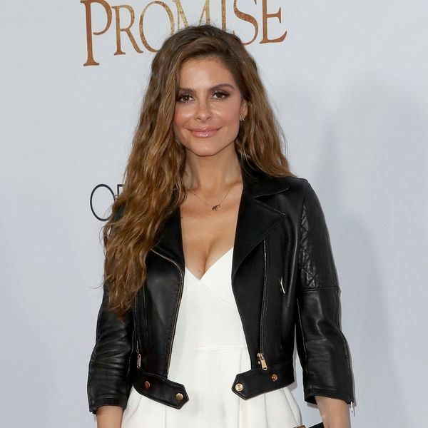 Watch Maria Menounos Quote Rocky in This Inspiring Post-Brain Surgery Video