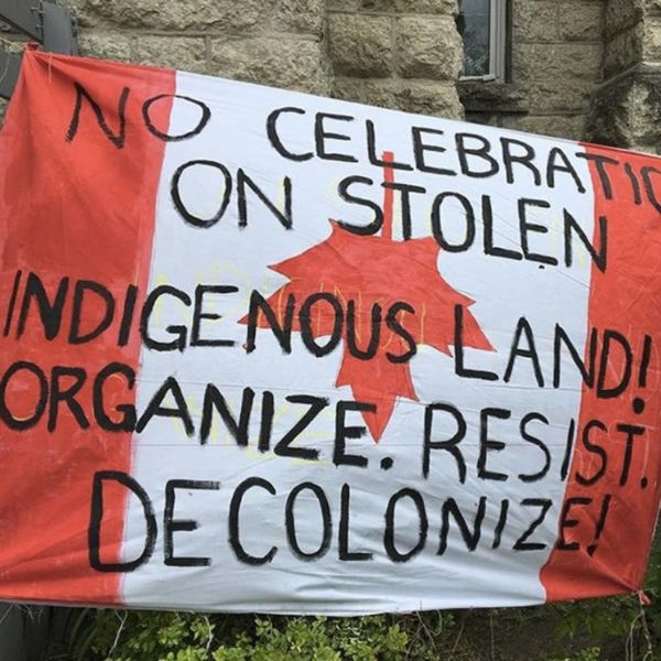These Canadian Activists Will Make You Dare to Challenge History