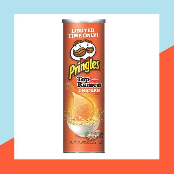 Ramen Pringles Are Here to Remind You of Your College Years