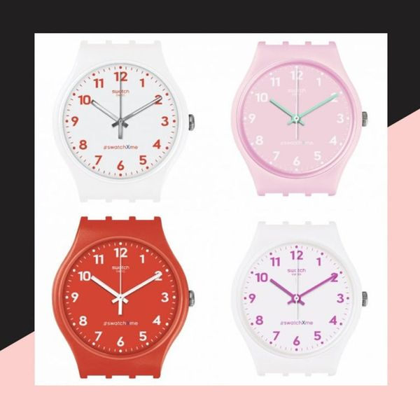 You Can Finally Customize Your Swatch Watch for the Timepiece of Your Dreams