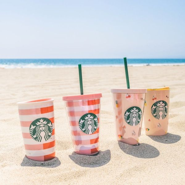 Starbucks x Ban.do Is Giving Away Their New Summery Collection RIGHT NOW