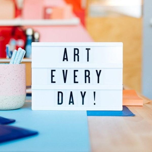 10 Unique Gift Ideas for Your Art Lovin' BFF