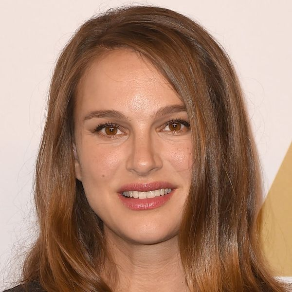 Natalie Portman Is the One Star You Won't Be Seeing on Awards Show Carpets This Weekend