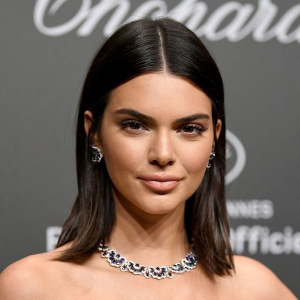Kendall Jenner Just Shared the Ultimate Eye Mask Hack