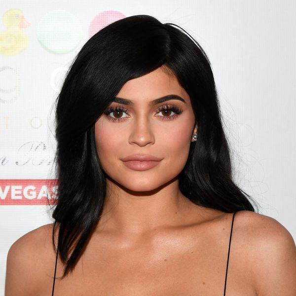 Kylie Jenner Just Cleverly Covered Up Her Tyga Tattoo