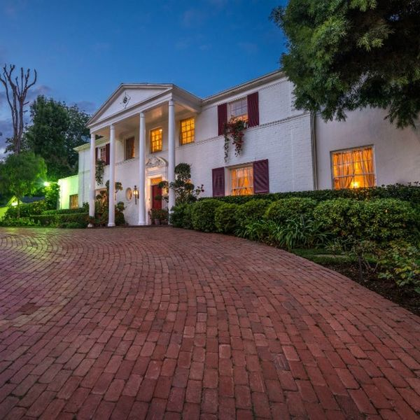 Audrey Hepburn's Iconic Hollywood Home Is for Sale