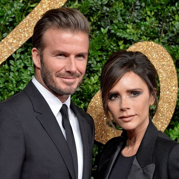 David and Victoria Beckham Celebrate Their 18th Anniversary With Perfect Throwback Pics
