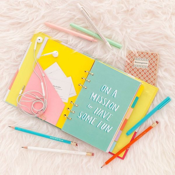This Is The Only Planner You Need to Keep Track of Work + Play
