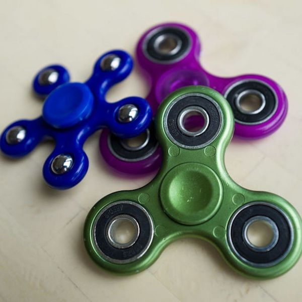 Uh Oh: Fidget Spinners Are Reportedly Bursting into Flames