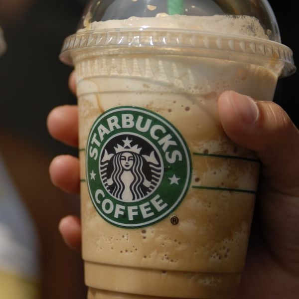 These Are the 7 Starbucks Frappuccinos Packing the Biggest Caffeine Punch