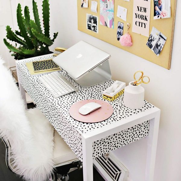 13 Kate Spade New York-Inspired Office Decor Ideas for the HBIC