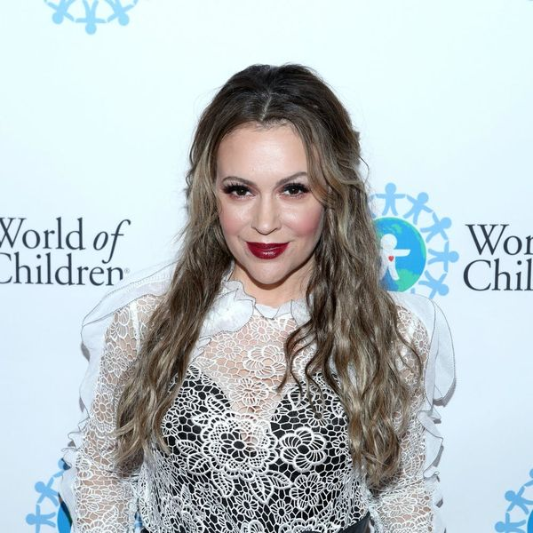 Alyssa Milano Named Her Son After Actor Milo Ventimiglia for the Sweetest Reason