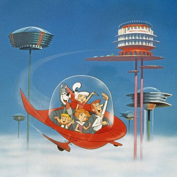 The Jetsons Could Be Coming Back Soon!