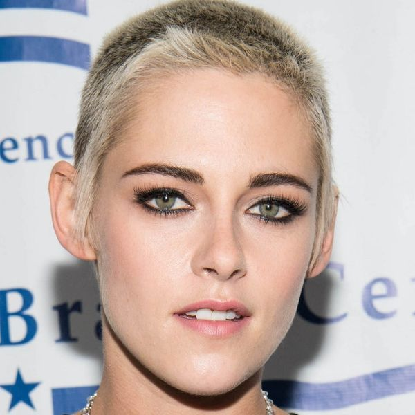 Kristen Stewart Just Threw Back to the '90s and Got Frosted Tips