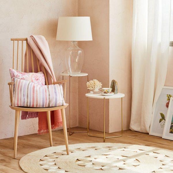 Zara Home's Summer 2017 Collection Is a Millennial Pink Dream