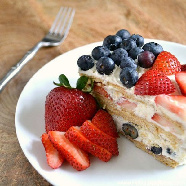 50 Red, White, and Blue Recipes for the Ultimate *Patriotic* 4th of July Party