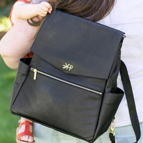 Freshly Picked Just Debuted the Diaper Bag That Even Gals Without Kids Will Want to Own