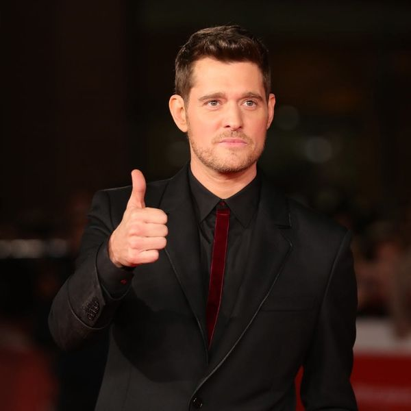 Michael Bublé Made His First Public Appearance Since His Son's Cancer Diagnosis to Thank Fans for Their Support