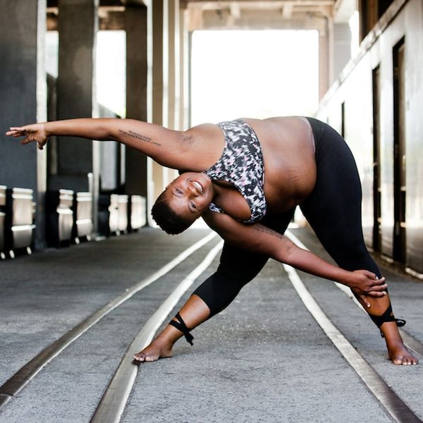 Meet Jessamyn Stanley: The Plus-Size Yoga Star Giving New Meaning to Body Positivity