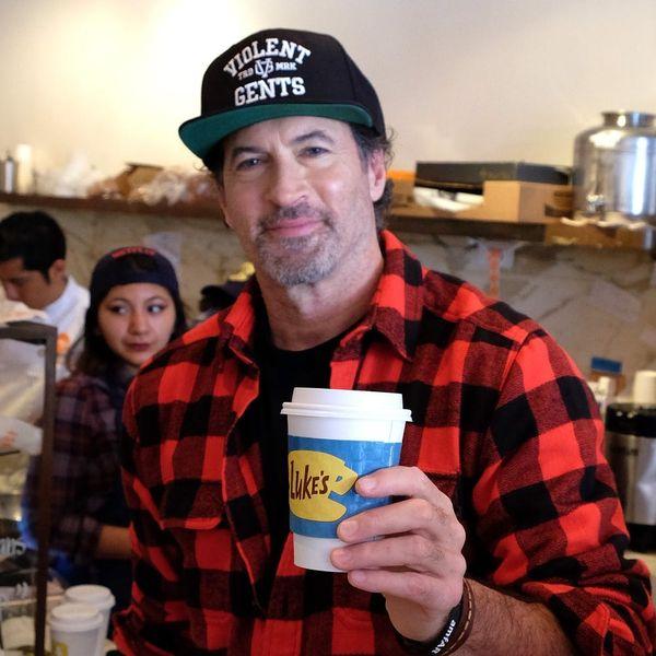 Gilmore Girls' Scott Patterson (AKA Luke) Now Has His Own Brand of Coffee