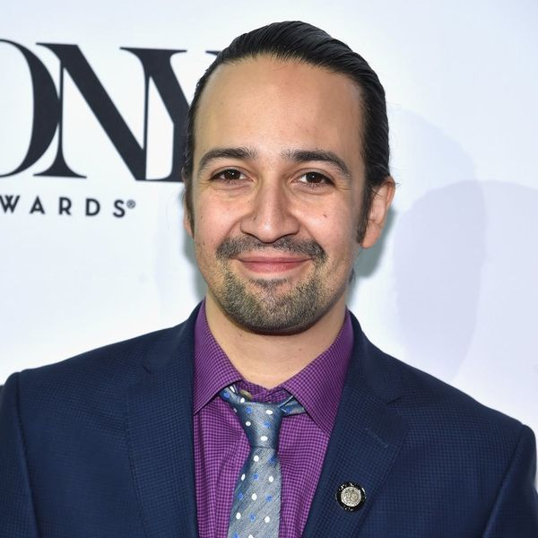 Lin-Manuel Miranda Is Enlisting Celebs to Sing for This Important Cause