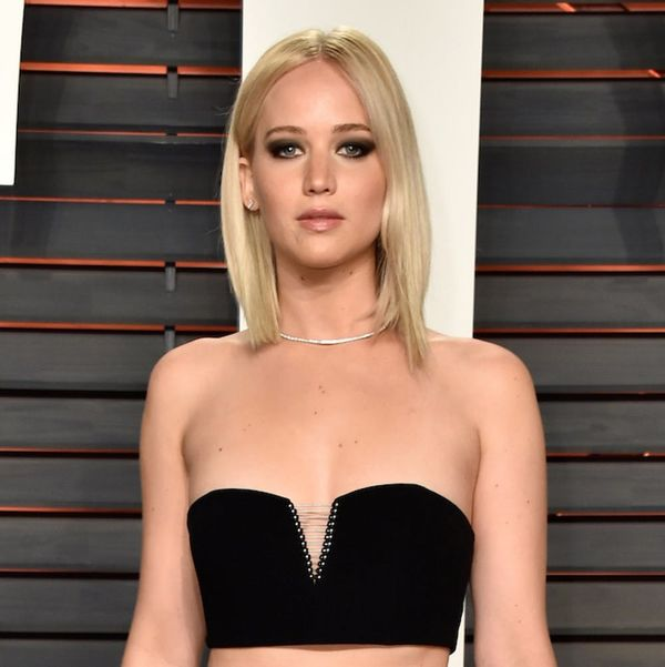Jennifer Lawrence's Reaction to a Photographer Touching Her Dog Has the Internet Freaking Out