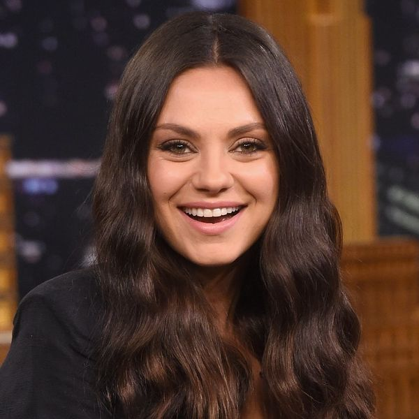 Mila Kunis Cut Her Famously Long Hair and We're Shook
