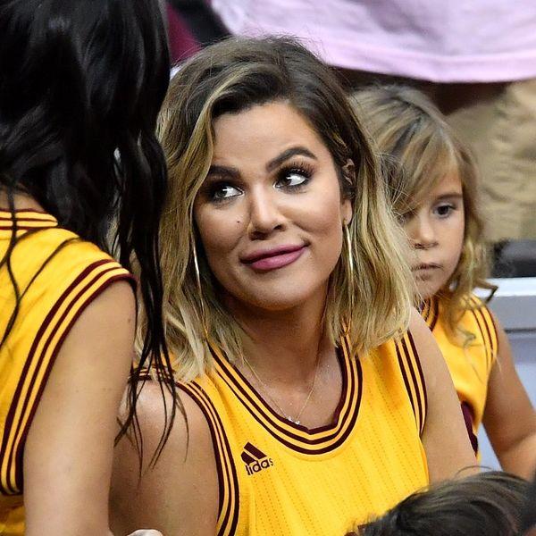 Khloé Kardashian's Cryptic Snapchat Has Fans Thinking She Might Be Pregnant