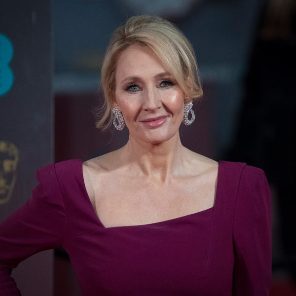 It's the 20th Anniversary of Harry Potter and JK Rowling Has a Special Message for Fans