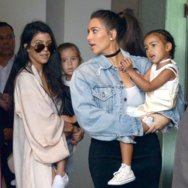 North West and Penelope Disick's Moana-Themed Birthday Fête Is #PartyGoals